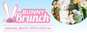 easter bunny brunch greenville 2019