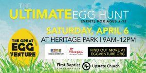 easter egg hunt simpsonville sc