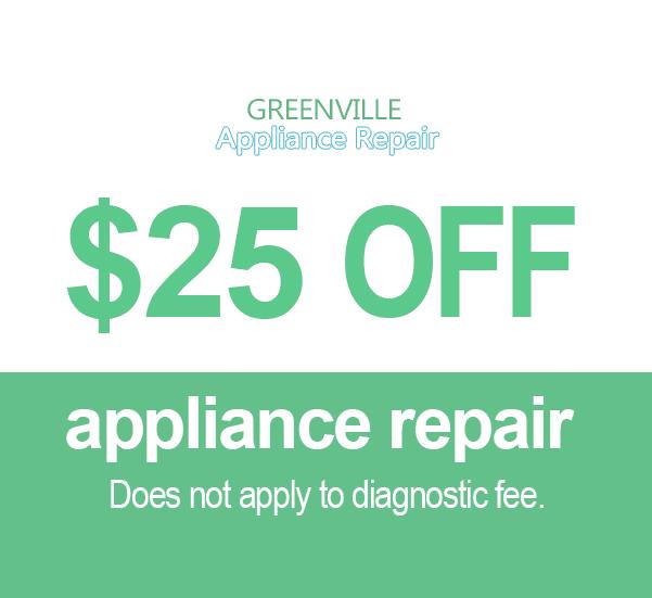 Greenville Appliance Repair Appliance Repair In